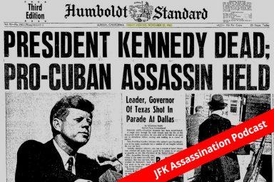 Humboldt Standard, JFK Assassination