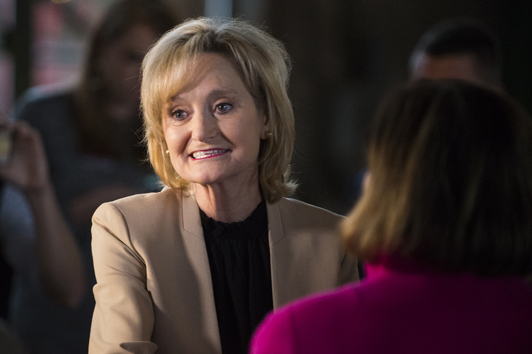 Senator, Cindy Hyde-Smith