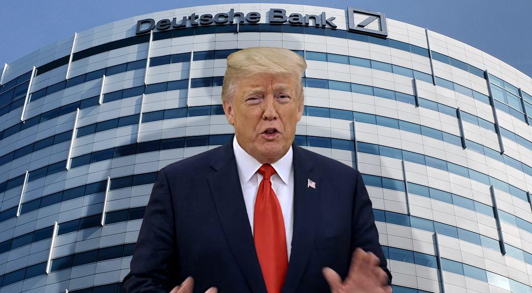 Donald Trump, Deutsche Bank