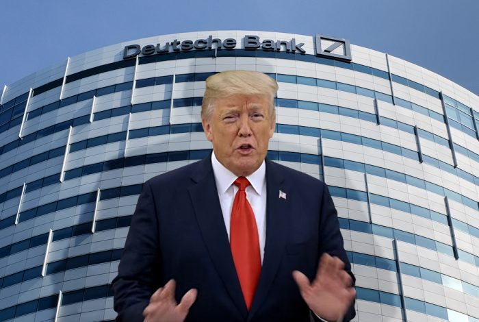 Donald Trump Deutsche Bank