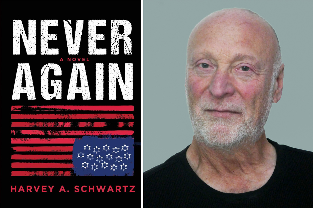 Never Again, Harvey A. Schwartz