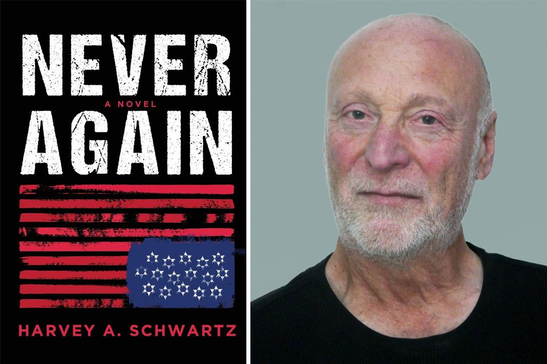 Never Again, Harvey A. Schwartz