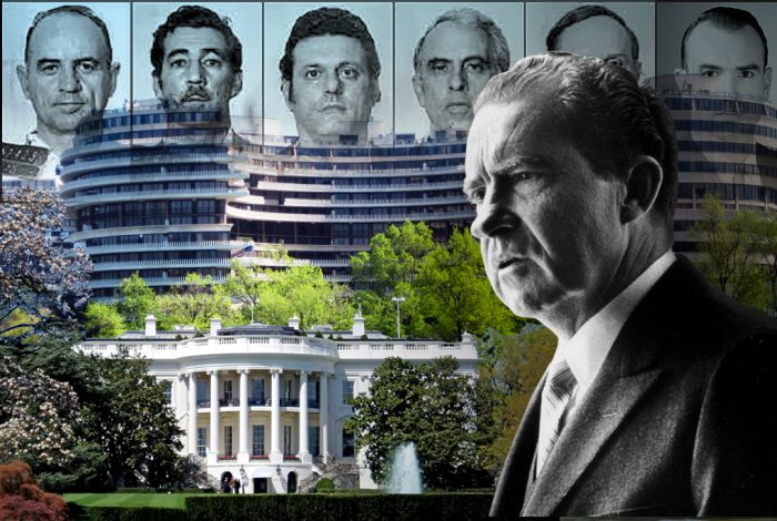 Nixon, Watergate, Whitehouse, Watergate burglars