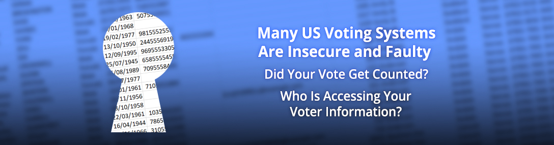 voting system, data