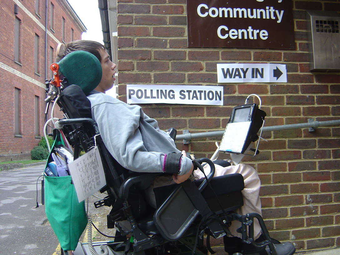 disabilities, voting