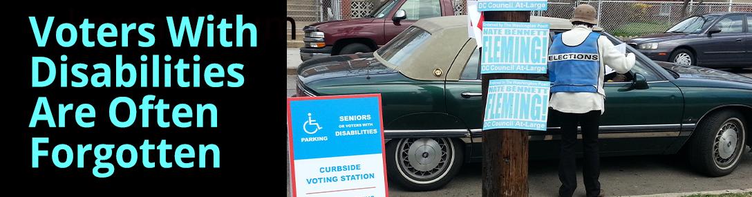 disabilities, voters