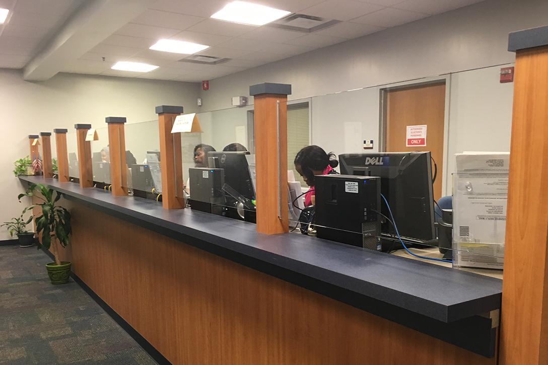 Gwinnett County, Georgia, Elections staff
