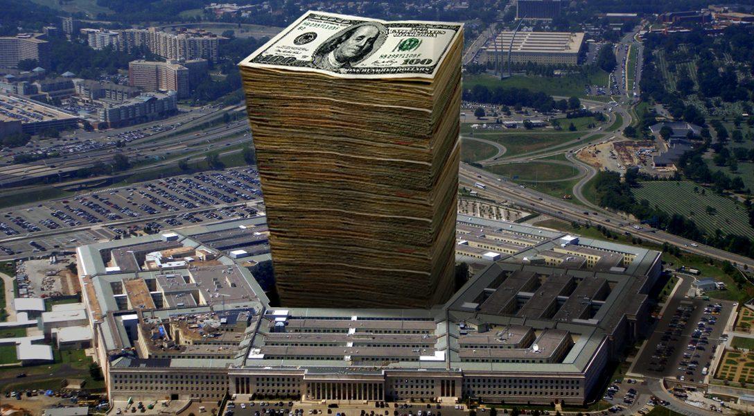 Pentagon, money