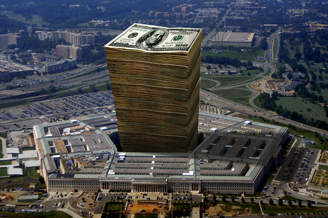 Pentagon, money