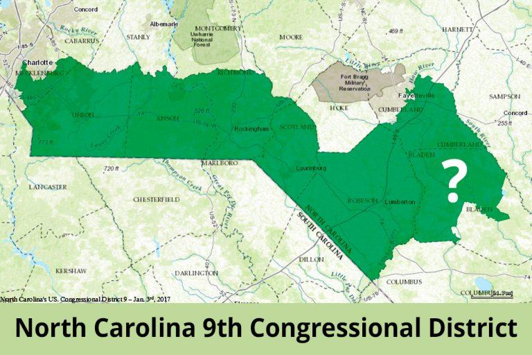 North Carolina 9th Congressional District
