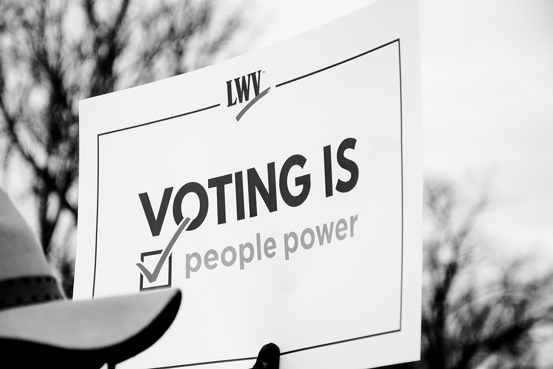 voting is people power