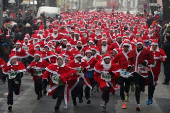 Santa Claus Run, Michendorf