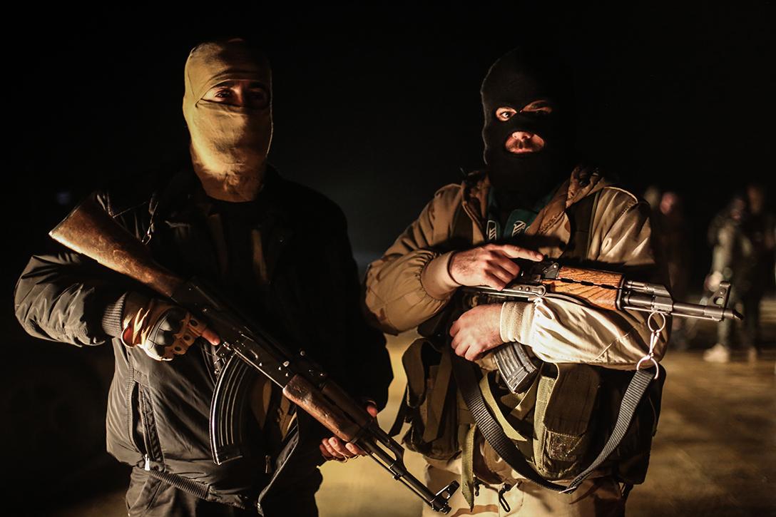 Turkey-backed Syrian militia