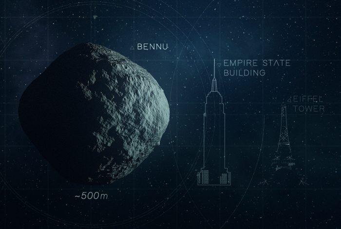 OSIRIS-REx, asteroid, Bennu