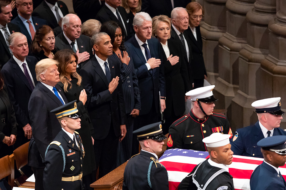Presidents, First Ladies, Trump, Obama, Clinton, Carter