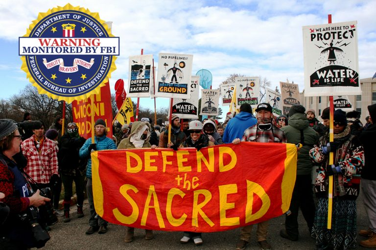 Standing Rock, protest