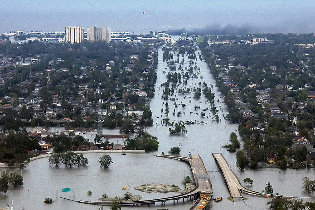 New Orleans, Louisiana, Hurricane Katrina