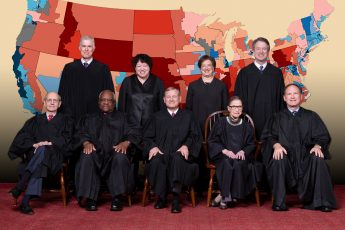 US Supreme Court, US Congressional Districts