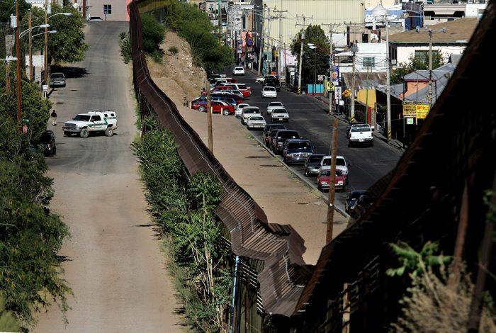 US Border Patrol, Nogales