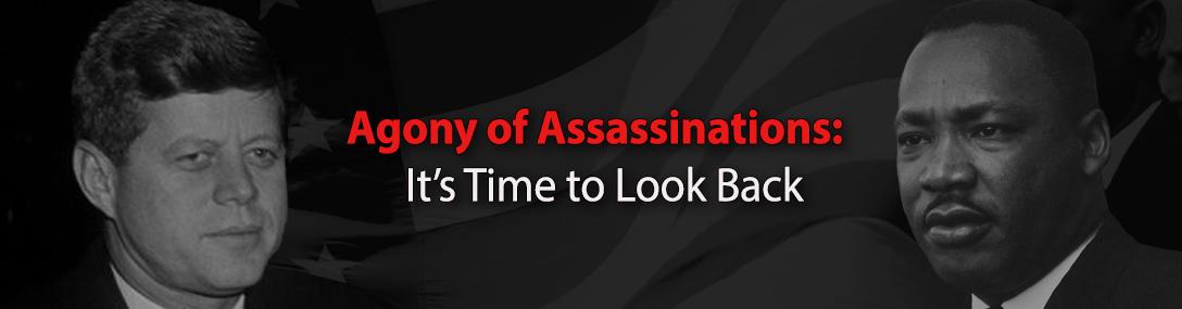 JFK, MLK, assassinations