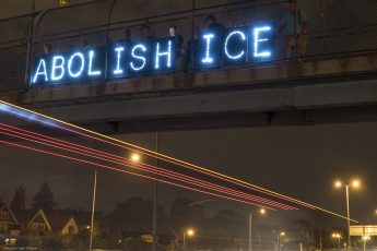 Abolish ICE Protest
