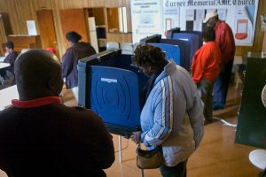 voters, South Carolina