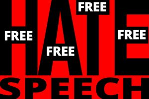 hate speech, free speech