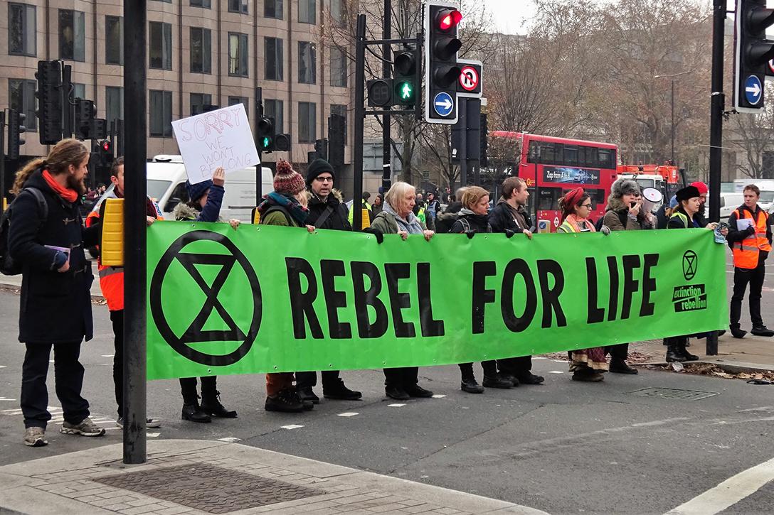 Extinction Rebellion, Rebel for Life