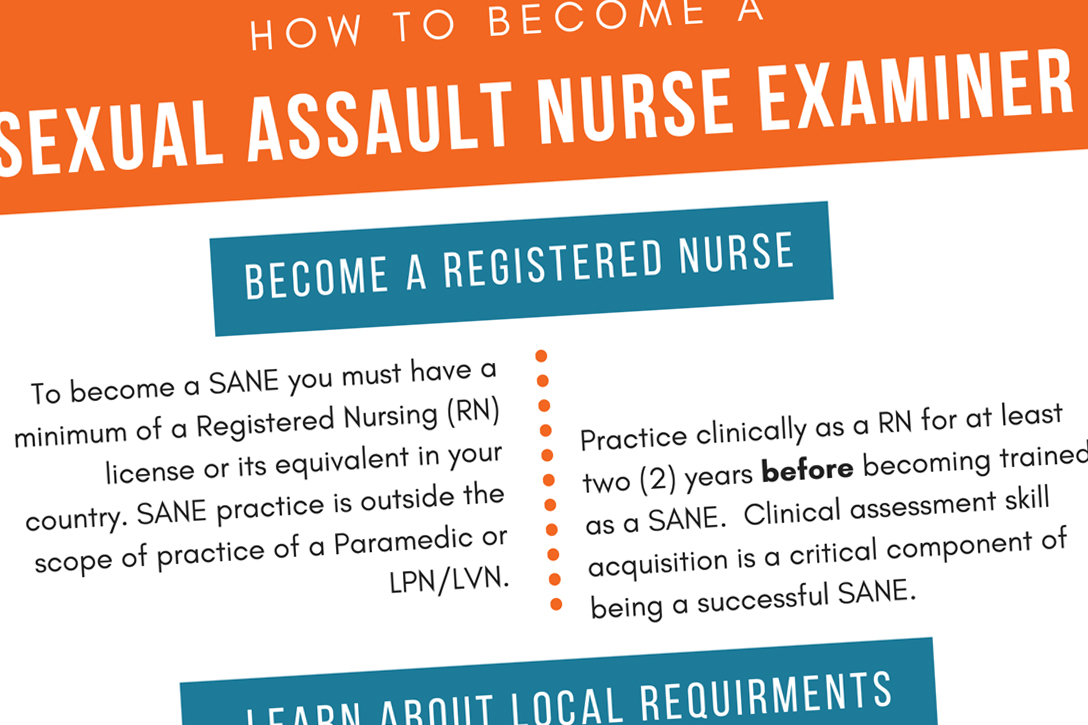 Sexual Assault Nurse Examiner