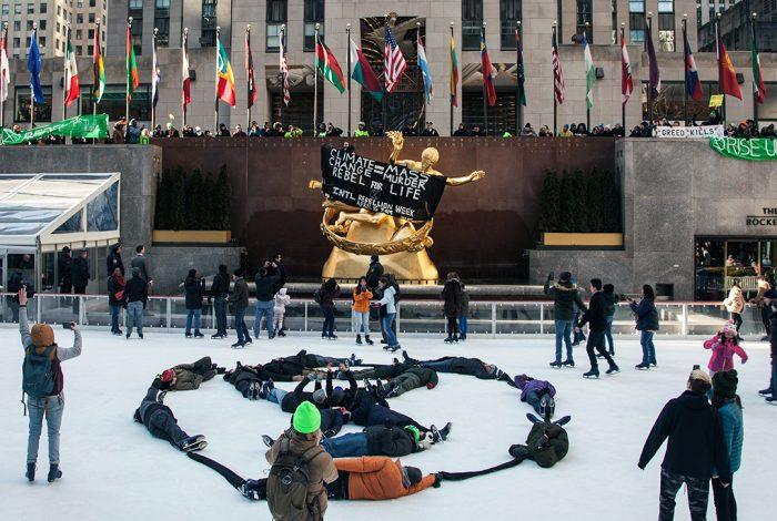 Extinction Rebellion, NYC