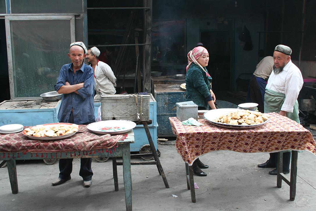 Uighurs, China