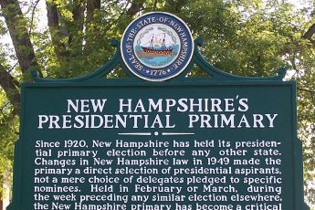 New Hampshire, voting, election