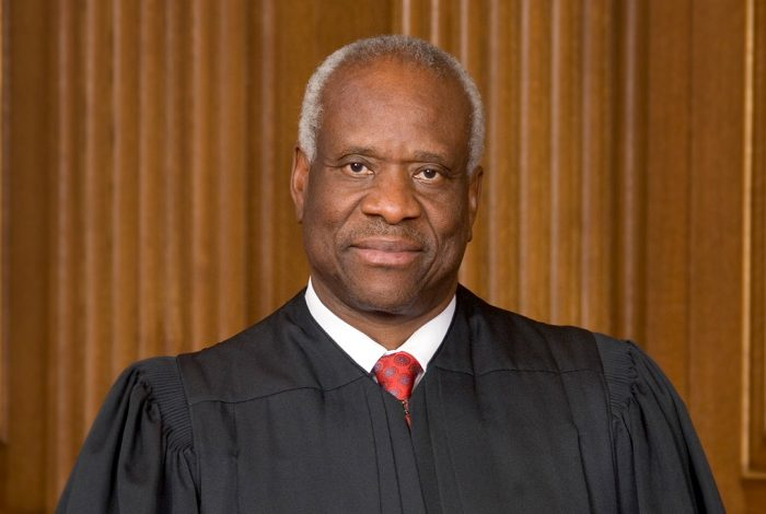 Clarence Thomas, Supreme Court Justice