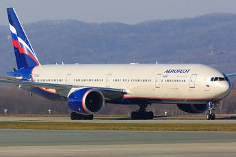 Russia, Boeing 777