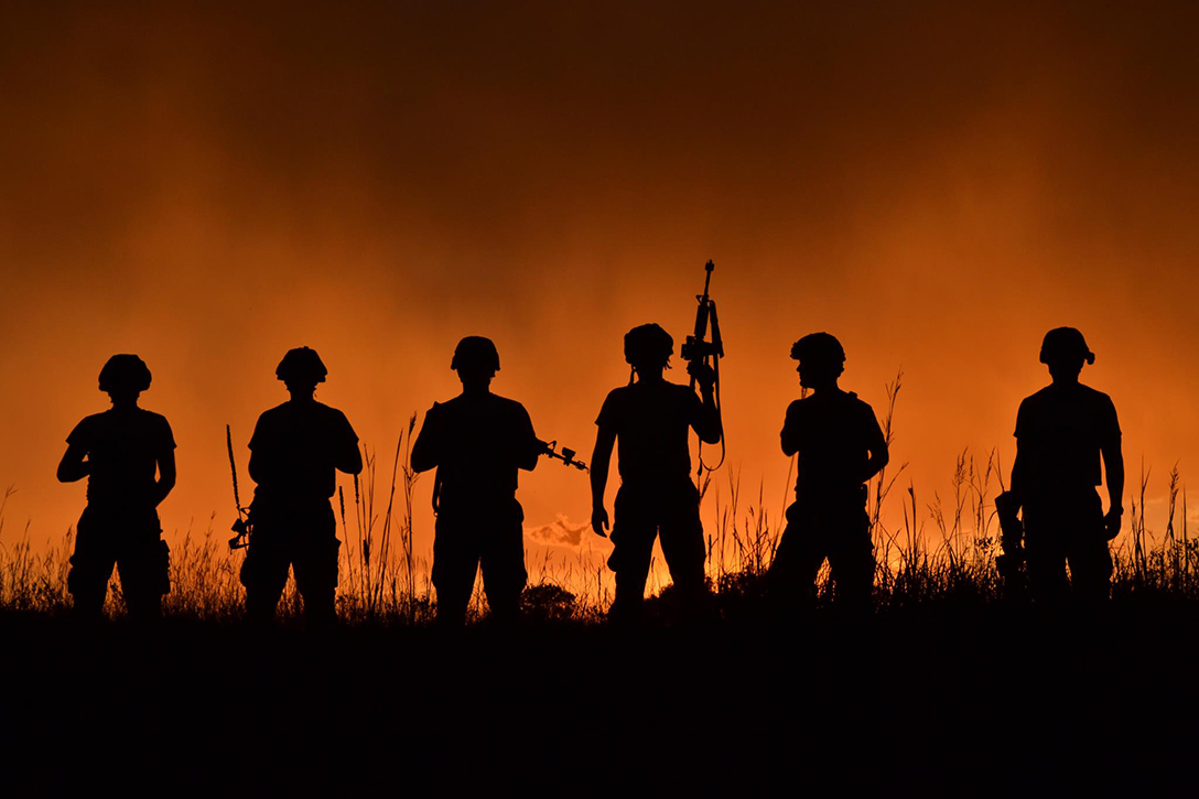 US soldiers, military