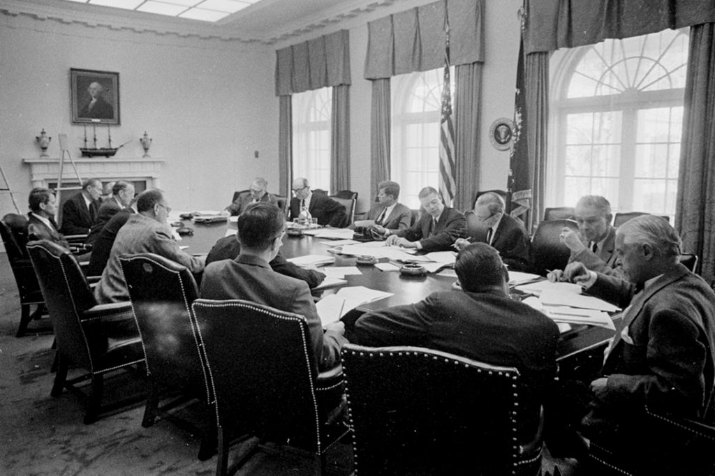 Executive Committee of the National Security Council, JFK