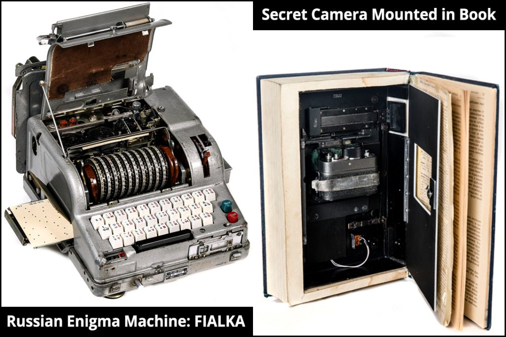 Fialka, Russian enigma machine