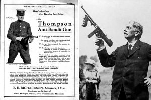 Tommy gun, General John Taliaferro Thompson