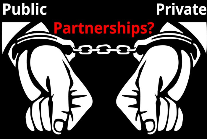 regulators, handcuffed, public private partnership
