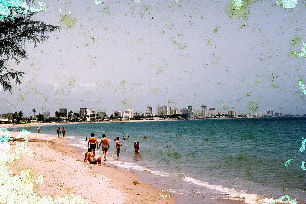 Isla Verde Beach, Carolina, Puerto Rico
