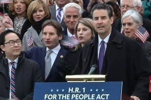 John Sarbanes, Democrats, House of Representatives, HR 1, For the People Act