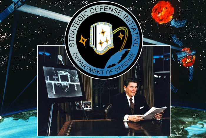 Ronald Reagan, Strategic Defense Initiative, SDI