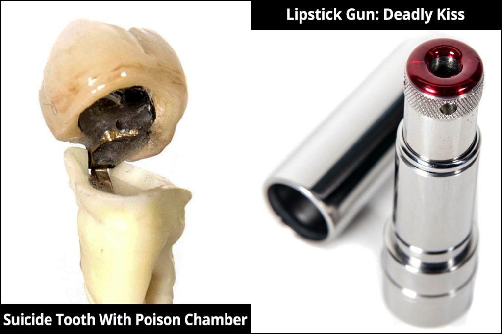 Suicide Tooth, Deadly Lipstick
