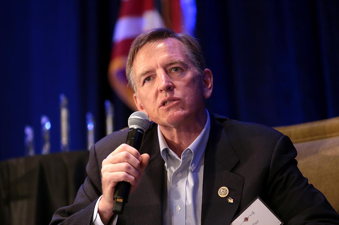 Rep. Paul Gosar Claims Climate Change Isn't Real, Cites ...Paul Gosar
