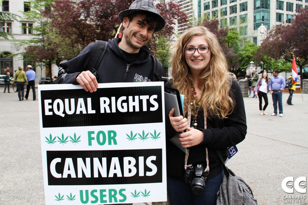 equal rights for cannabis