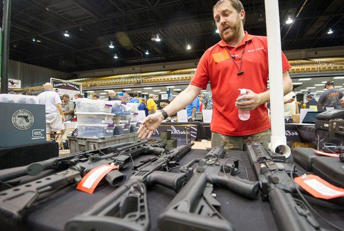Gun Show, Florida