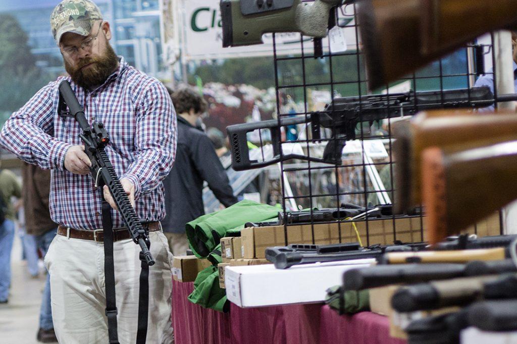Gun Show, Virginia