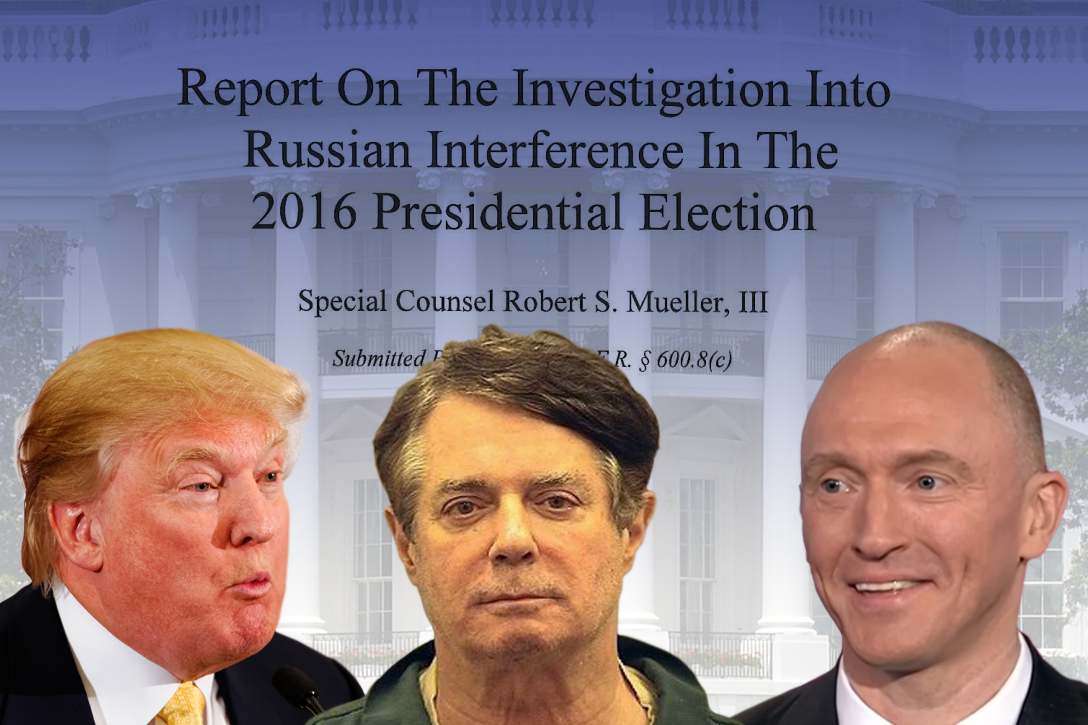 Donald Trump, Paul Manafort, Carter Page