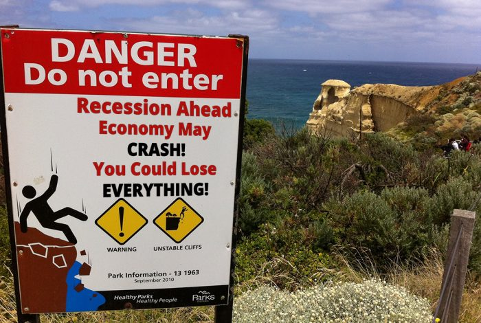 danger, recession