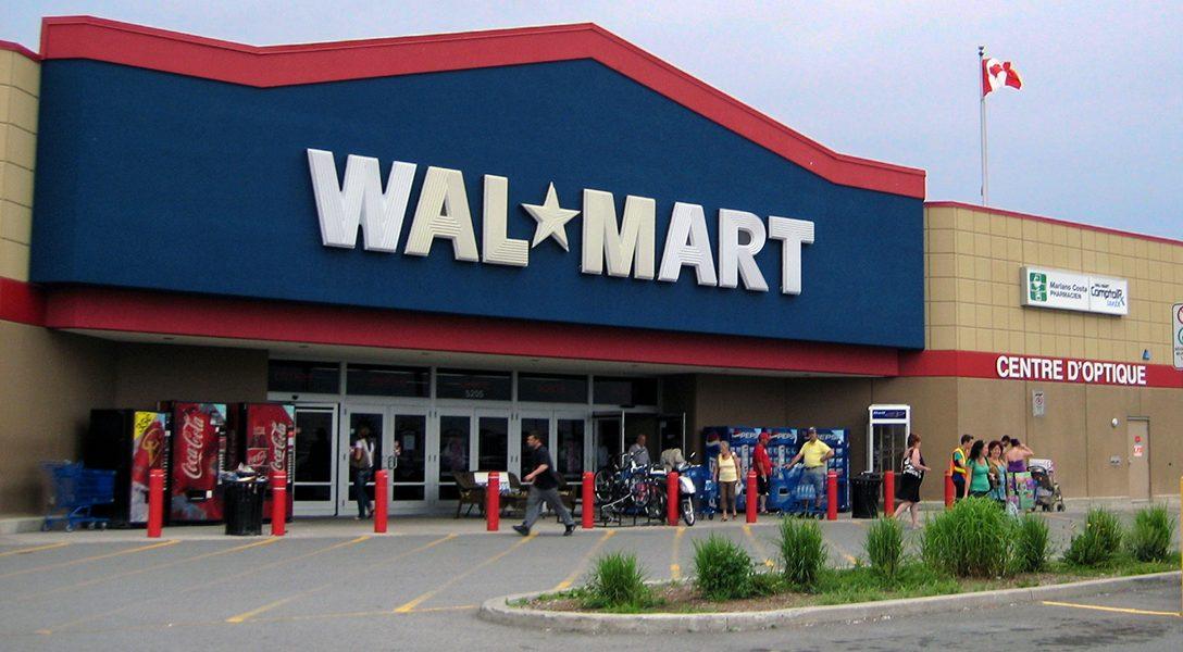 Walmart, Montreal